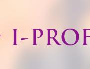 Logo i-Profile trasparent